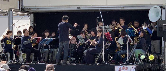 第2回 海老名扇町駅前音楽祭